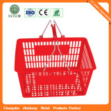 Piccolo Metal Wire Shopping Basket per le memorie di Cosmetic (JS-SBN09)
