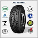 Tous les pneus radiaux en acier de camion et de bus avec le certificat 265/70r19.5 (GR612 GR678) de CEE