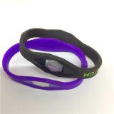 Sy01-01-003 Personnaliser l'ion de silicone Bracelet Bracelet d'énergie