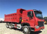 Camion de transport de cargaison en bloc de Sinotruk HOWO 6X4