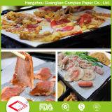 Silicone Eco-Friendly Non-Stick Baking Roast Paper Sheet per il BBQ