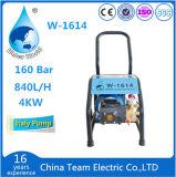 Producto de limpieza de discos de alta presión de múltiples funciones del jet de agua de la agua fría