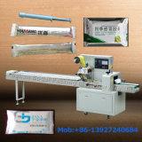 Foshan 제조자 베개 의학 모이는 액체 콘테이너 포장 기계 장비