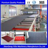 PVC 환경과 몰취미한 물자 발 매트 단 하나 나사 플라스틱 Productiion 선
