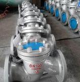 Aço fundido Wcb CF8 Válvula de retenção de abertura e fechamento de válvulas industriais