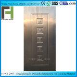 押された冷間圧延された鋼鉄ドアの皮/型の鉄のドアのパネル