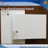 Panneau mural en PVC blanc pour publicité de plein air