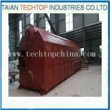 Caldeira de vapor despedida do SZL do produto novo carvão horizontal