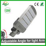 Justierbares 120W LED Straßenlaterneder gute Qualitäts