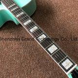 Corps de Guitare Jazz avec Semi-Hollow Bigsby Tremolo (JH-2)