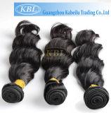 волосы ранга 6A перуанские, человеческие волосы