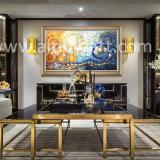 居間の装飾のための大きいキャンバスの壁の芸術
