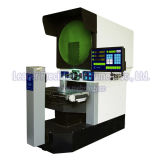 Medición de la barra de acero de deformación horizontal comparador óptico (HOC-400)