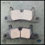 Garniture de frein de pièces d'auto de véhicule (D1453) pour des pièces de Porsche Volkswagen