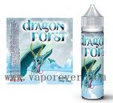 E-Zigarre E-Flüssigkeit, elektronische Zigarette 10ml E-Flüssigkeit, ECig E-Flüssigkeit 60ml Flüssigkeit der Glasflaschen-E mit freien Proben für Prüfung