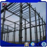 제작 기중기를 가진 가벼운 강철 구조물