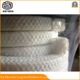2018 Venda quente&Colagem elevada PTFE puro; Embalagem embalagem de PTFE puro/PTFE trançada/Embalagem embalagem de glândula da Bomba