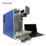 Numéro de série industrielle Logo portable 20W machine de marquage au laser