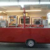 自動現代および高度の小型移動式食糧トラック
