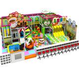 多彩で最も売れ行きの良い子供の屋内運動場の振動および振動セット