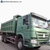 판매를 위한 중국 Sinotruk HOWO 쓰레기꾼 팁 주는 사람 트럭