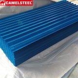 Толь покрынный цветом гальванизированный Corrugated