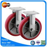 容量200のKgの200 x 50mm PUの堅い車輪