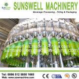 Nieuwe het Vullen van het Vruchtesap van de Flessen van het Ontwerp 200-2000ml Het Vullen van het Sap van de Installatie Machine