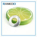 A2 A4 haute résistance de la rondelle de blocage dentelée DIN25201