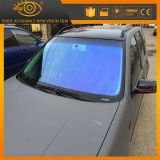 Fashion Decoration Chameleon Colorful Window Film pour voiture