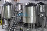 El equipo industrial de la cervecería de la cerveza, equipo de la fabricación de la cerveza SUS304, Ce certificó la cerveza que hacía el sistema (ACE-THG-A3)