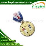 スポーツ賞、記念品のギフトのためのカスタマイズされた金属メダル