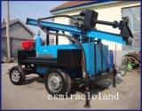 Qz-100t Type de roue DTH Ensemble de forage de puits d'eau