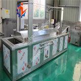 Máquina que fríe automática para los bocados del soplo del maíz
