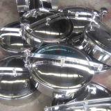 Cubiertas de boca del recipiente del reactor del acero inoxidable (ACE-RK-T1)