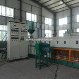 PE PP Cable de la industria del tubo de plástico/tubo de la máquina extrusora