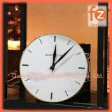 2018 Novo Design do relógio de parede de madeira OEM Fz016001f
