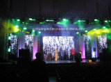Indoor Full Color Concert Event LED Aluminium