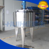 Steel di acciaio inossidabile Electric Heating Reaction Tank per Food
