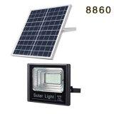 Прожекторы на крыше солнечной энергии Sunpower 10W 40W 60W солнечного освещения на стендах с пультом дистанционного управления