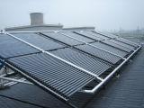 Collettore termico solare di pressione bassa della valvola elettronica