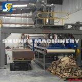 Fábrica de papel nueva maquinaria para la pequeña empresa de cartón que hace la máquina de los precios de venta