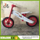 2017명의 최신 제품 2 바퀴 아이들 나무로 되는 자전거 균형 자전거