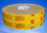 Aluminiumstrangpresßling-Profil PET Klebstreifen PET schützender Film