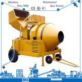 misturador de cimento 18-22m3/H Diesel Jzr500 com sistema hidráulico