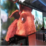 Visualizzazione di LED esterna di colore completo P10 che fa pubblicità al modulo del LED