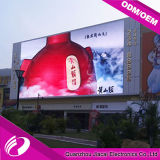 Tela LED P10 para o monitor de vídeo de publicidade do estádio para exterior