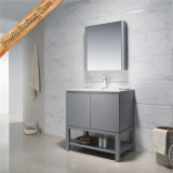 Badezimmer Vanity mit einem Shelf