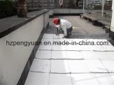 上塗を施してあるガラス繊維の熱絶縁体のアルミホイル、耐火性の建築材