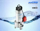 Bomba sumergible de aguas residuales (MDL550)